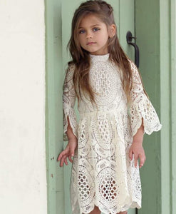 The Victoria Lace Dress