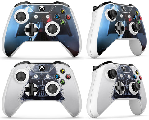 GNG 2 x DV Compatible with Xbox One S Controller Skins Full Wrap Vinyl Sticker