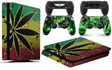 giZmoZ n gadgetZ PS4 SLIM Personalised Console CUSTOM Skin Decal Vinal Sticker + 2 Controller Skins Set
