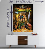 Classic 80s Movie Poster Photo Print Film Cinema Wall Decor Fan Art A0 A1 A2 A3 A4