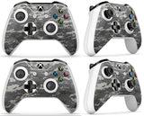 GNG 2 x DIGITAL CAMO Compatible with Xbox One S Controller Skins Full Wrap Vinyl Sticker