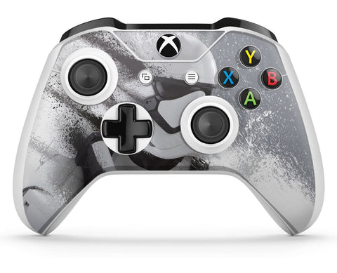 GNG 2 x Trooper Compatible with Xbox One S Controller Skins Full Wrap Vinyl Sticker
