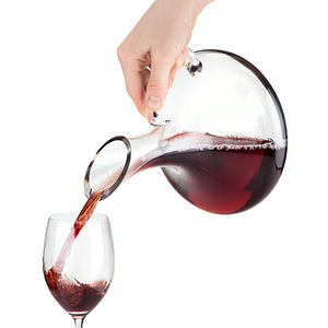 Capuli™: Traditional Handled Decanter
