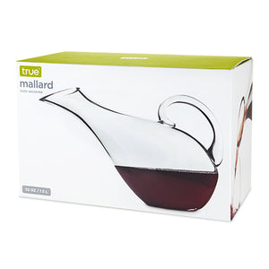 Mallard: Duck Decanter