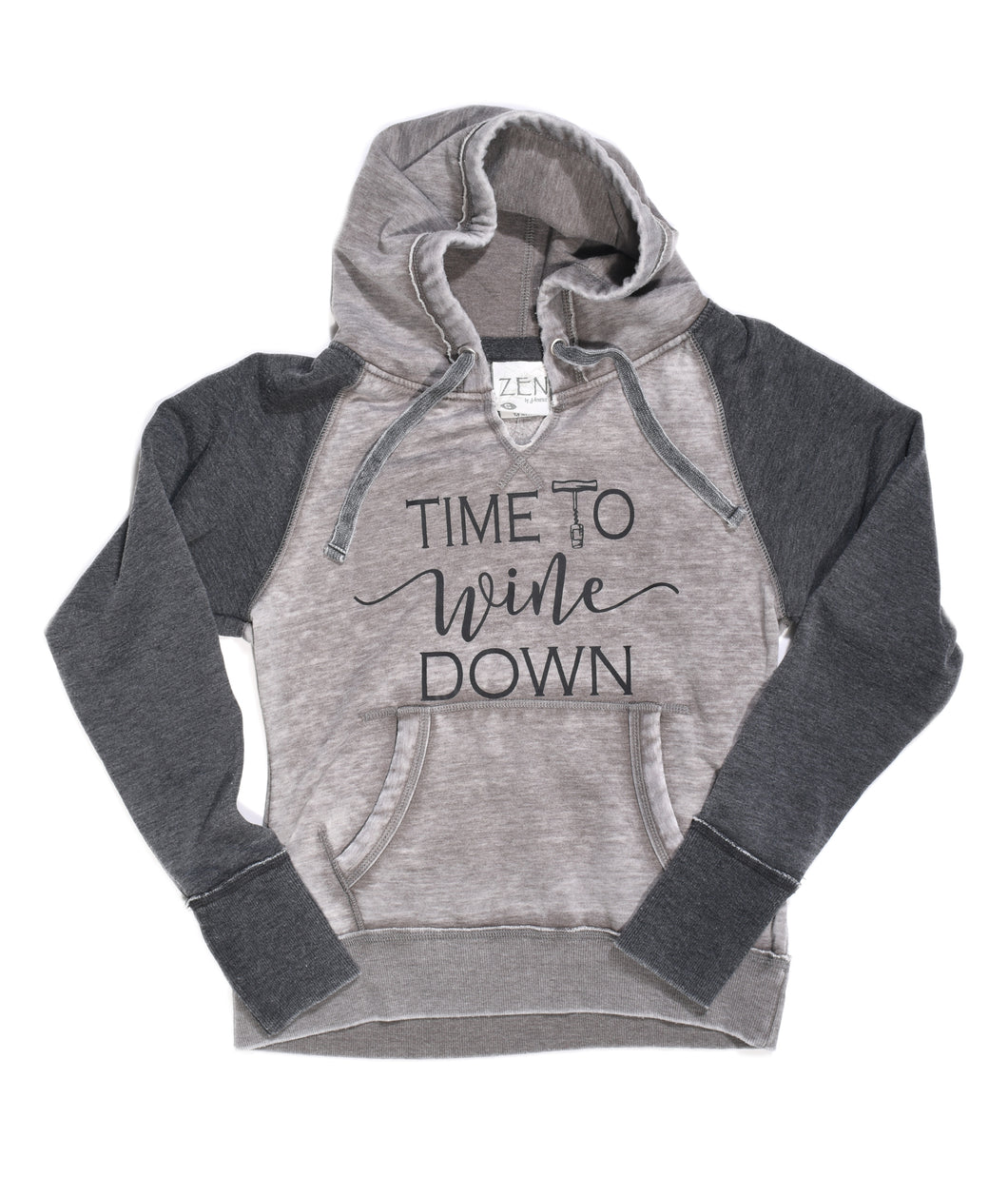 Time To Wine Down Sweatshirts