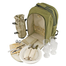 Load image into Gallery viewer, Expedition™: 4-Person Picnic Backpack