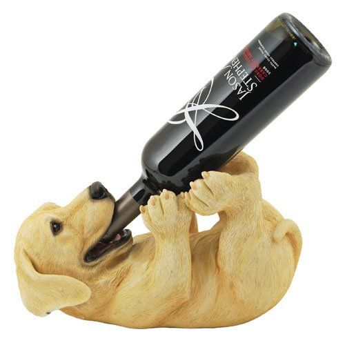 Playful Pup Bottle Holder by True