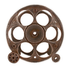 Load image into Gallery viewer, Gears And Wheels Wine Rack by Foster & Rye™
