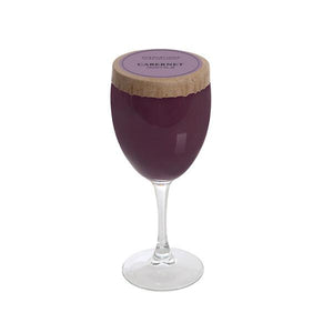 Cabernet Legacy No. 98 Wine Glass Candle