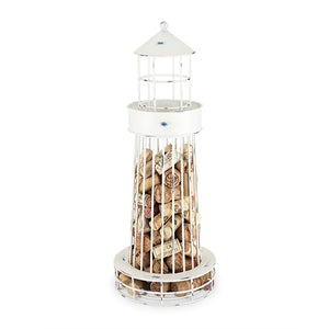 Seaside: Lighthouse Cork Holder by Twine