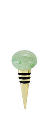 Seaside: Sea Glass Bottle Stopper by Twine