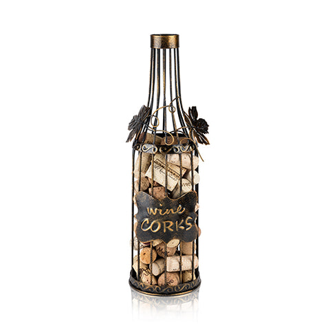 Wine Bottle Cork Holder