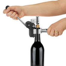 Load image into Gallery viewer, LEVER CORKSCREW SET BY HOST®