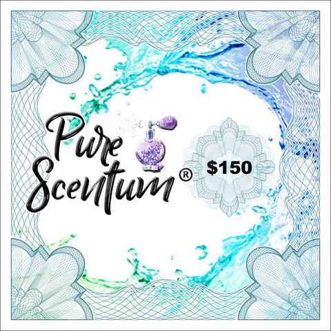 Gift Card ($USD) | Pure Scentum