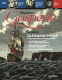 No. 179 - La Gaspésie british