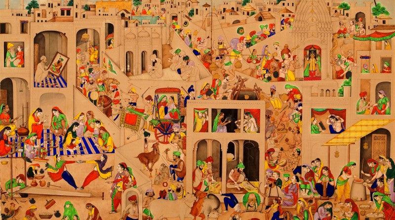 Sikh Art fetches £92k in London auction!