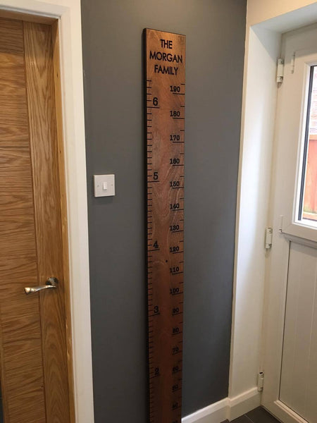 Family Height Ruler