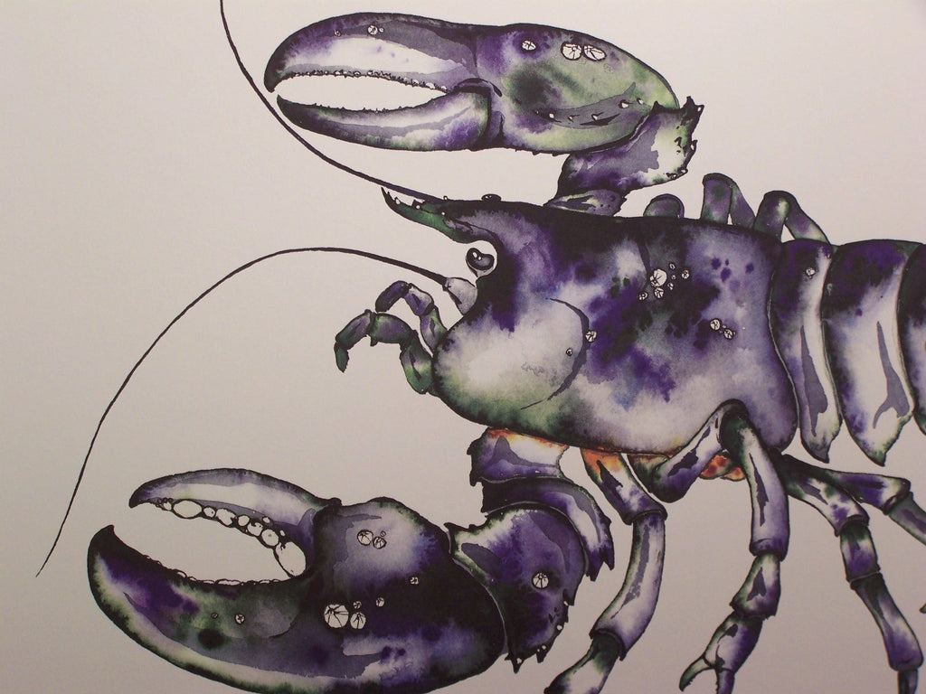 Lobstah' (unframed)