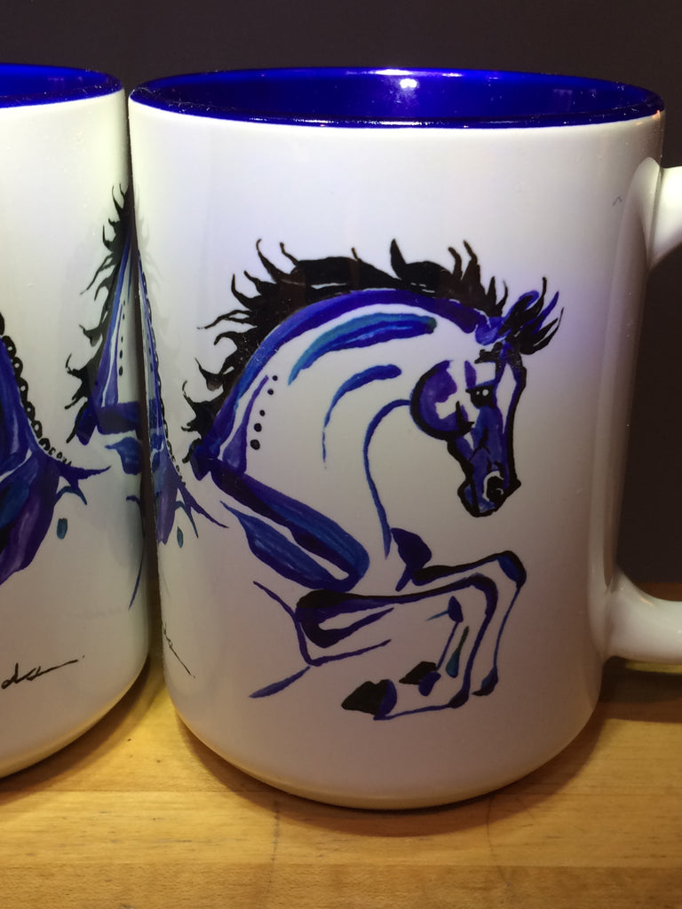 """Eventing"" coffee mug"