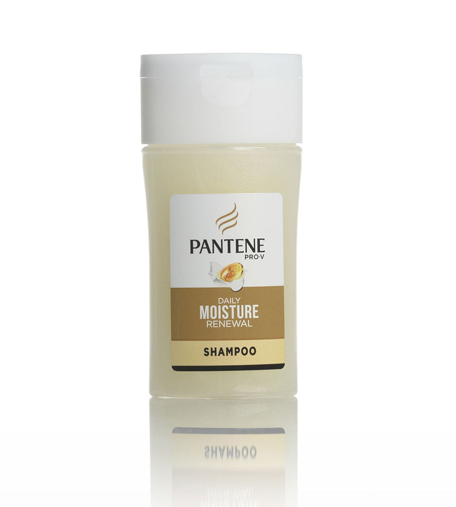 LA QUINTA PANTENE SHAM. .75OZ BOTTLE 140/CS NEW