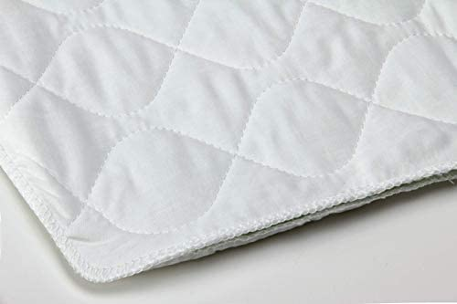 "Premium Quality Bed Pad, Quilted, Waterproof, and Washable, 34"" x 52"" The Best Underpad Sheet Protector for Children or Adults with Incontinence"
