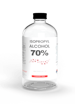 Isopropyl Alcohol 99.98% UPS grade Rubbing Alcohol-Case Pack of 4 one gallon bottle