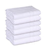 Image of Premium Hotel Bath Mats Large (White, 22X34) 10lb/dz- 5 Dozen Case Pack= 1 Unit 3 lb/dz - Maz Tex Supply