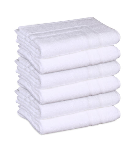 2 Pack Premium Hotel Bath Mats Large (White, 22X34) 10lb/dz - Maz Tex Supply