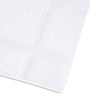 "Image of 12 New White 100% Cotton Economy 20""X30"" Hotel Bath MATS -7 lb/dz - Maz Tex Supply"