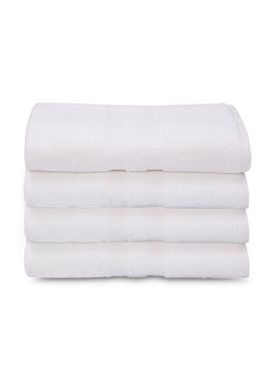 4 Pack Premium Ringspun Cotton Bath Sheets ( 30x60 Inch) Luxury Bath Towel 20 lb/dz