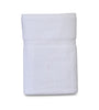 Image of 12 White Premium Bath Towel ( 27x54- 17 lb/dz) 100% Ring-Spun Cotton - Maz Tex Supply