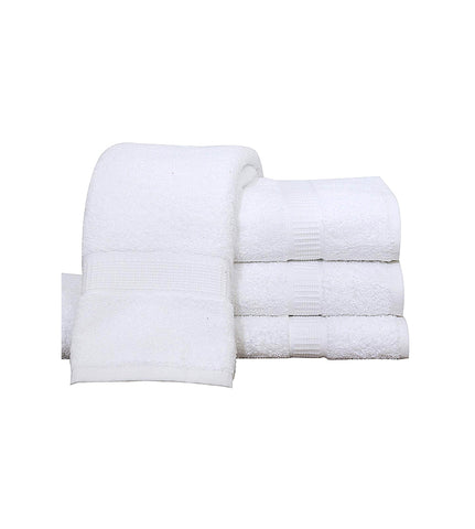 12 Premium Bath Towel ( 27x54 inches -White-15 lb/dz) 100% Ring-Spun Cotton - Maz Tex Supply