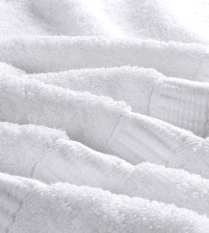 6 Pack Premium Bath Towel ( 24 x 50) 100% Ring-Spun Cotton 10 lb/dz - Maz Tex Supply