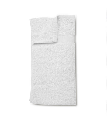 "12 Bath Towel (24""x 50""- White) 100% Soft Cotton Easy Care-Resort,Hotels/Motels,Gym use 10 lb/dz - Maz Tex Supply"
