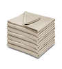 Image of 1 pack Ivory Color 100% Micro Poly Fleece -MazTex Lux Blankets - Maz Tex Supply