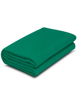 1 pack Jade Color 100% Micro Poly Fleece -MazTex Lux Blankets