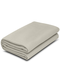 1 pack Tan Color 100% Micro Poly Fleece -MazTex Lux Blankets