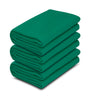 Image of 1 pack Jade Color 100% Micro Poly Fleece -MazTex Lux Blankets - Maz Tex Supply
