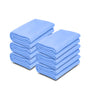 Image of Light Blue 100% Micro Poly Fleece -MazTex Lux Blankets - 12 Pcs Case Pack =1 Unit - Maz Tex Supply