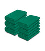 Image of Jade Color 100% Micro Poly Fleece -MazTex Lux Blankets - 12 Pcs Case Pack =1 Unit - Maz Tex Supply