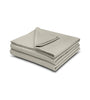 Image of Tan Color 100% Micro Poly Fleece -MazTex Lux Blankets - 12 Pcs Case Pack =1 Unit - Maz Tex Supply
