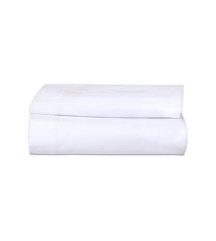 6 Pack White PolyCotton Fitted Sheets T-200 Hotel Quality - Maz Tex Supply