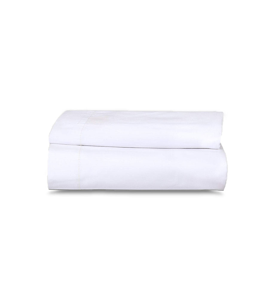 Poly-Cotton Flat Bed Sheets T-250 Hotel Quality - 1 Unit=2 Dozen Case Pack - Maz Tex Supply