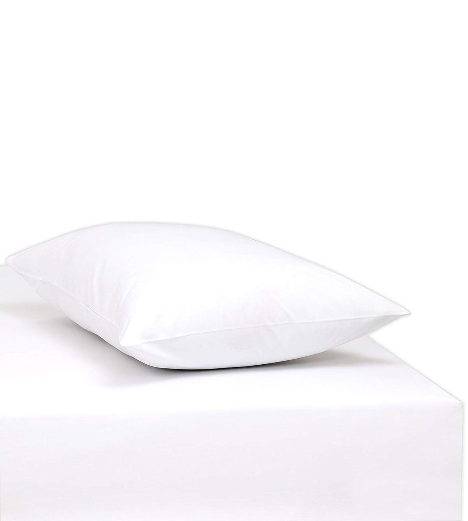 12 Pack White PolyCotton Fitted Sheets T-200 Hotel Quality - Maz Tex Supply