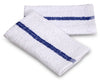 "Image of 24 Dozen Case Pack Blue Stripe 16""x19"" Restaurant Bar Mops Kitchen Towels"