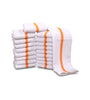 "Image of 120 New 100% Cotton White 16""x19"" Restaurant Bar Mops Kitchen Towels - Maz Tex Supply"