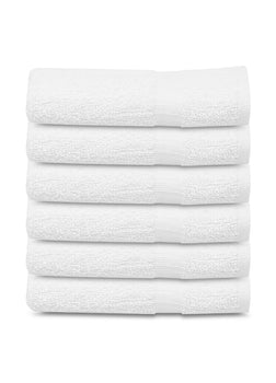 Basic Hand Towels Soft Cotton 15X25 - Gym Towels 2.5 lb/dz