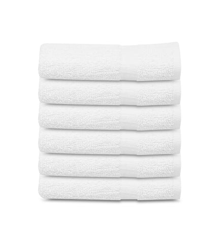 Basic Hand Towels Soft Cotton 15X25 - Gym Towels 2.5 lb/dz - Maz Tex Supply