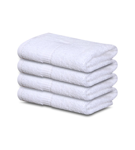 "Premium Quality Hand Towel (16""X27"") Dobby Border- 10 Dozen Case Pack =1 Unit 3 lb/dz - Maz Tex Supply"