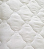Image of Pack of 1 Pc Water Proof Quilted Fitted Mattress Protector - 5 OZ - Maz Tex Supply